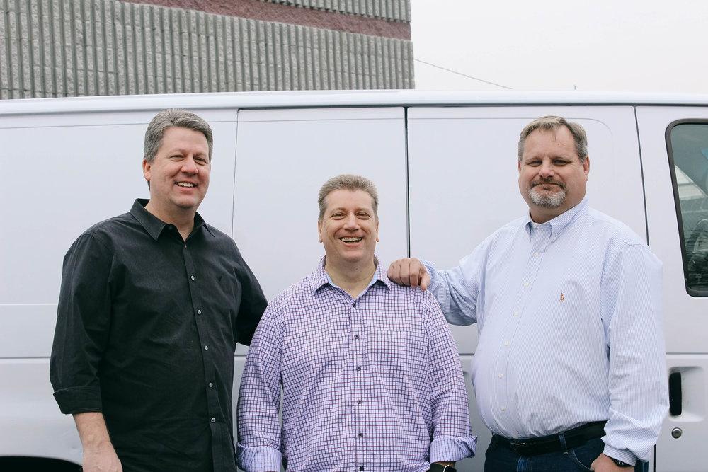 Hance, Jeff & Rick