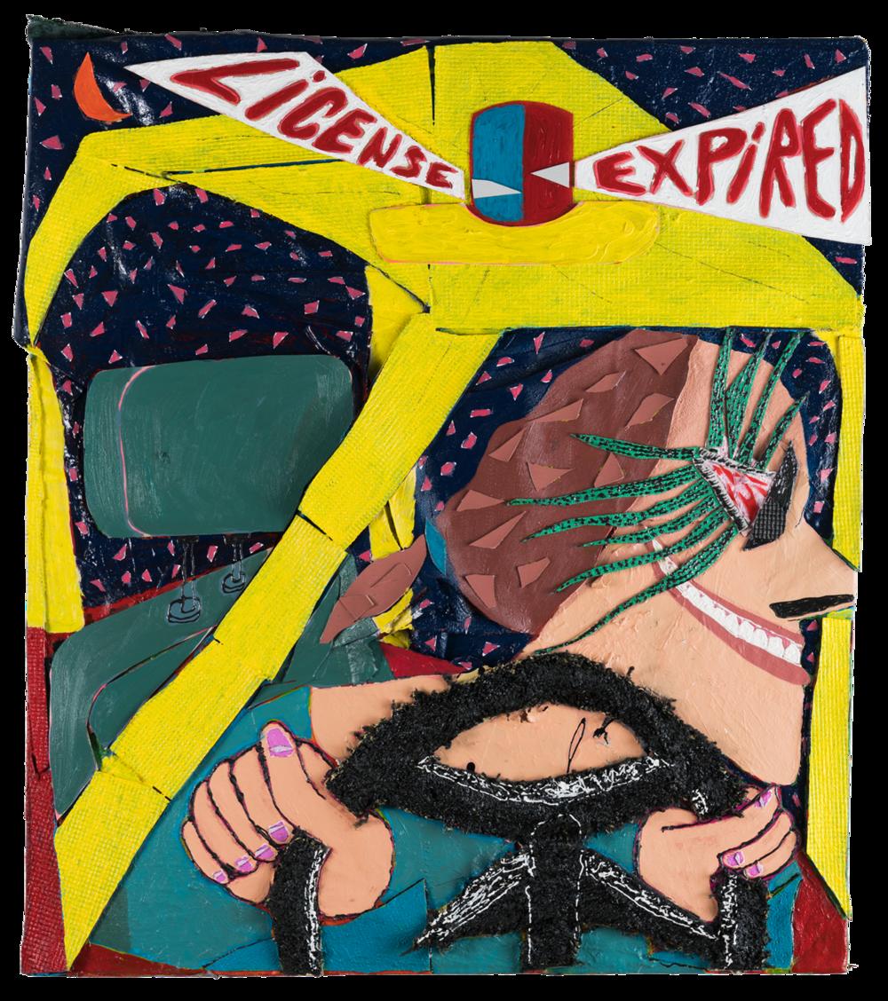 License Expired