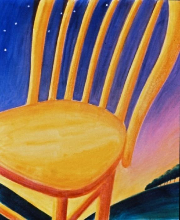 Ellis Island Artifact Project, Chair II