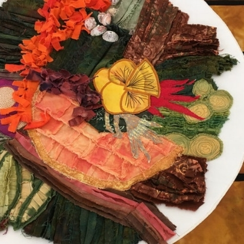 100 Women in 'Kitchen': Twin Cities Textile Artists, Culinary Pros Cook Up Art - Star Tribune — March 22, 2018