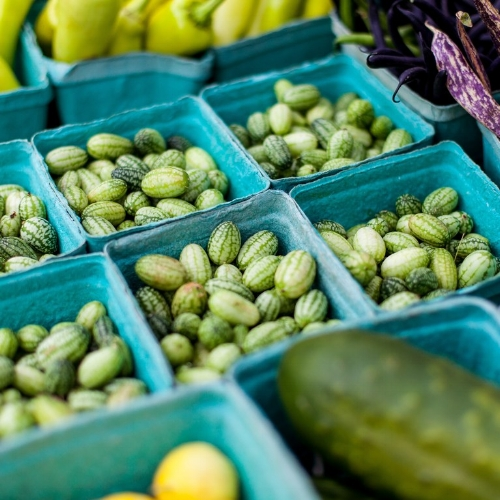 13 Farmers' Markets Worth Traveling For - Bon Appetit – June 28, 2017