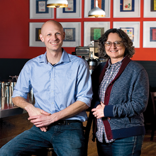 Formidable Duo Opens New Restaurant