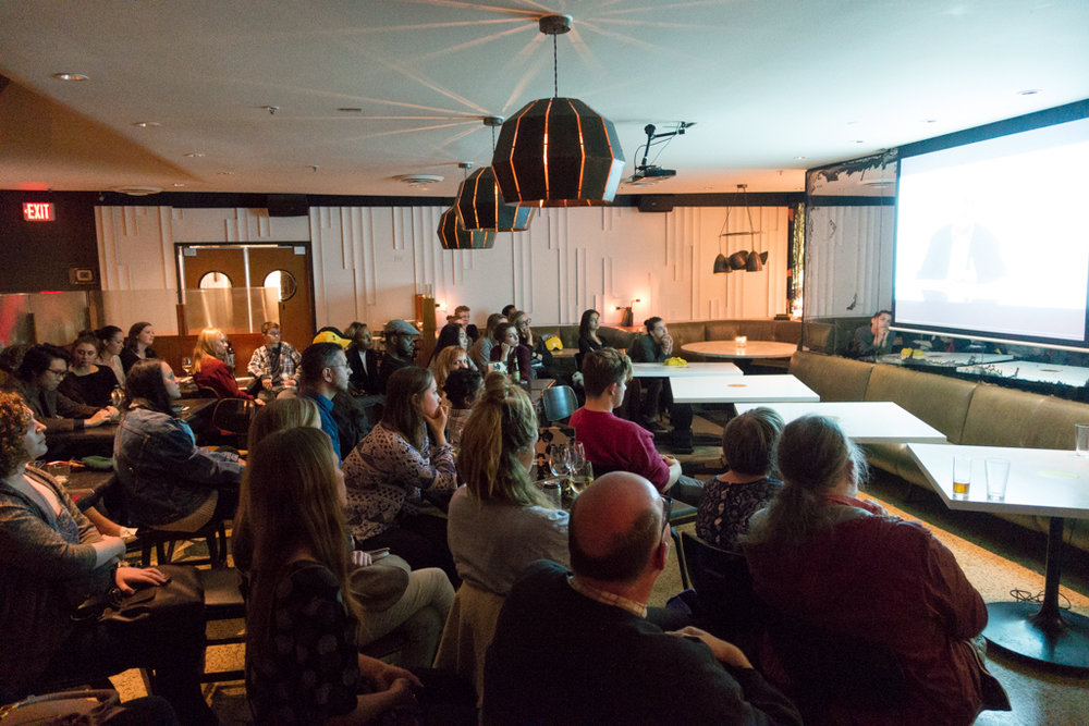 Drake Hotel Film Screening, 2015