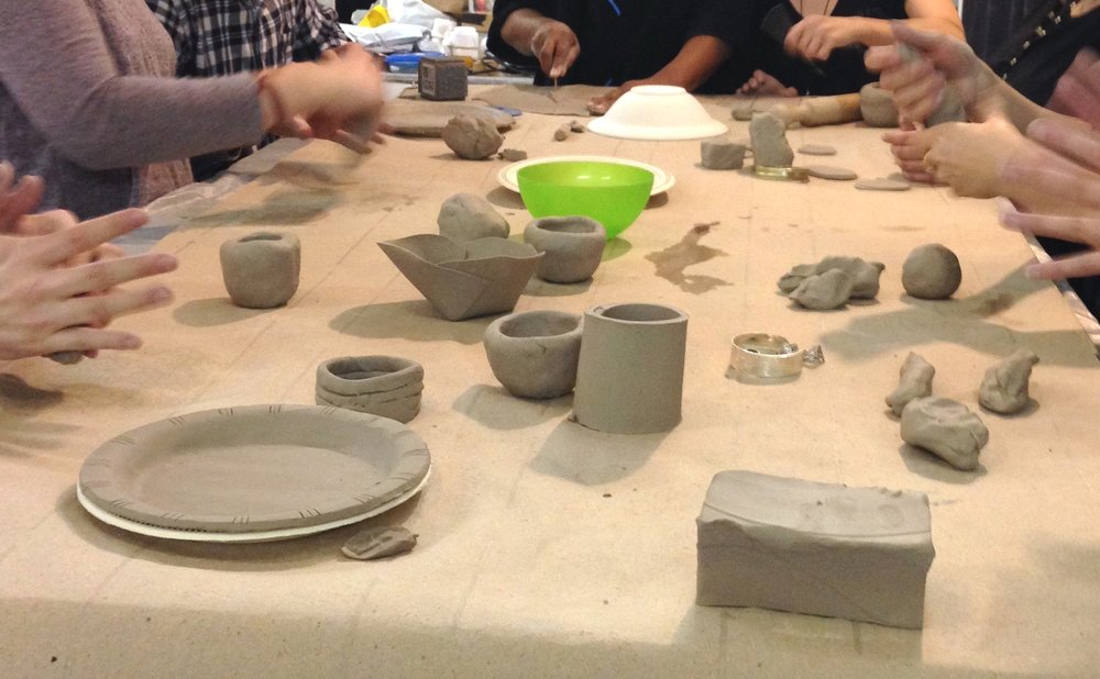 Ceramics Workshop, 2016