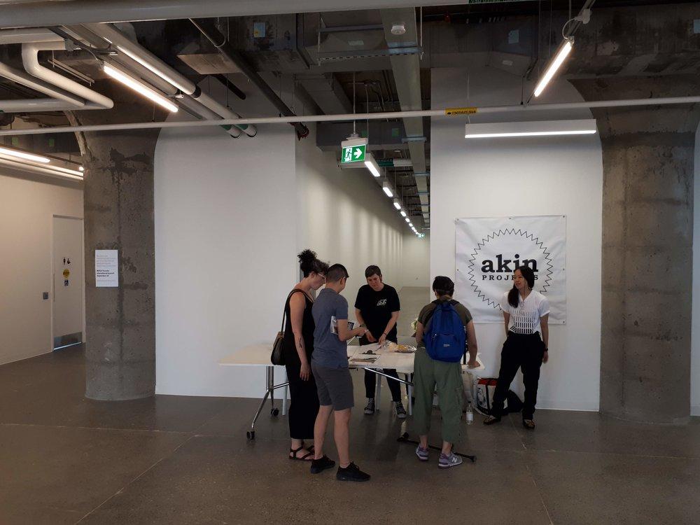 Akin MOCA at Doors Open Toronto, 2018
