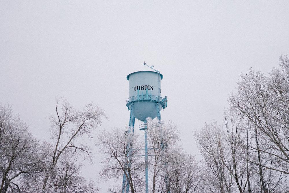 2 - Water tower in Dubois, ID.jpg