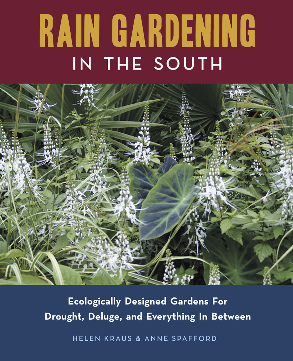 Superbe Rain Gardening In The South (print On Demand Copy)