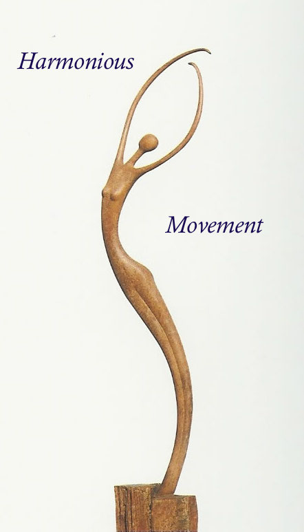 """Dancer"" by Ruth Bloch"