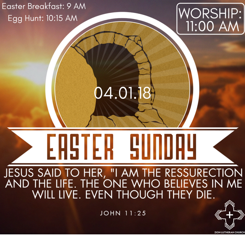 News From Pastor Hues: Holy Week Edition