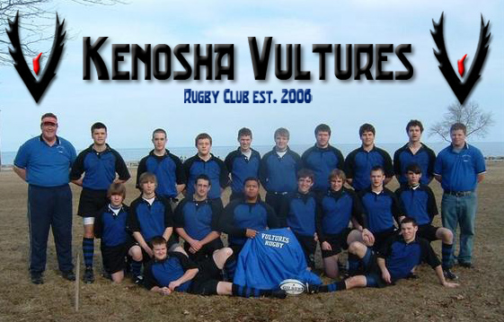 Team Picture from the Inaugural Vulture Rugby Season