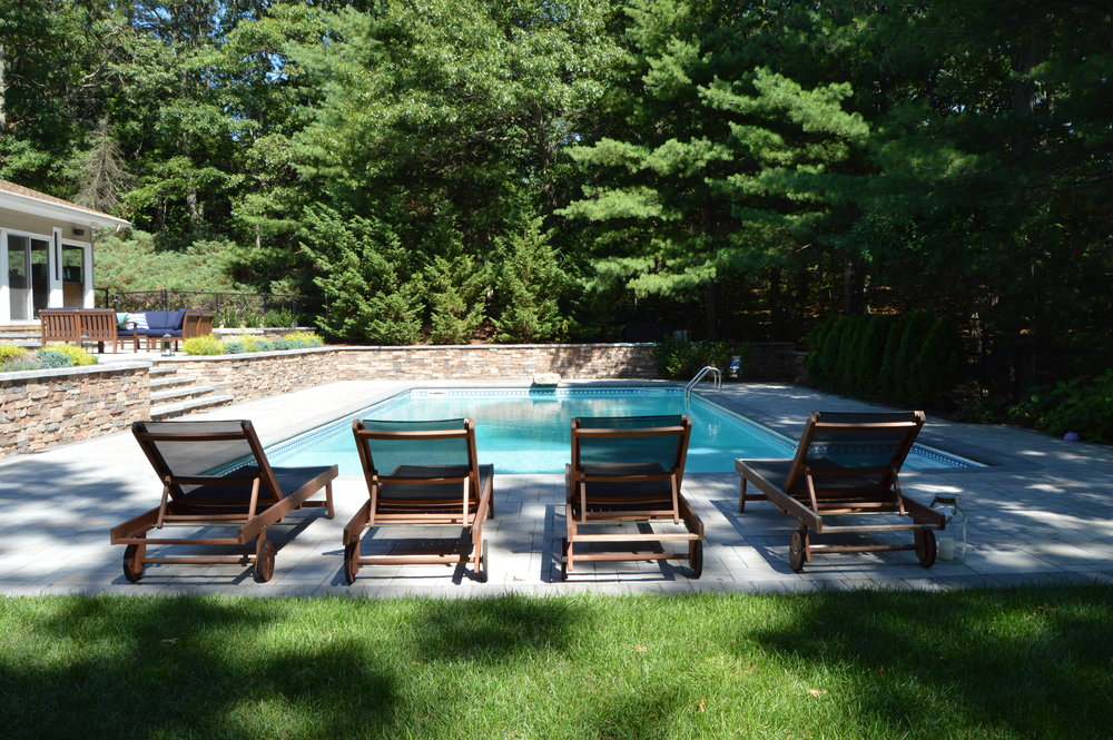 Swimming Pool Designs In Long Island NY Above All Masonry - Long island pool and patio