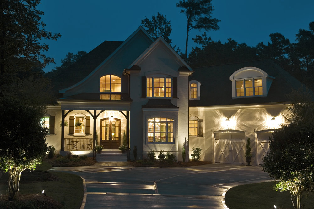 House Outdoor Lighting