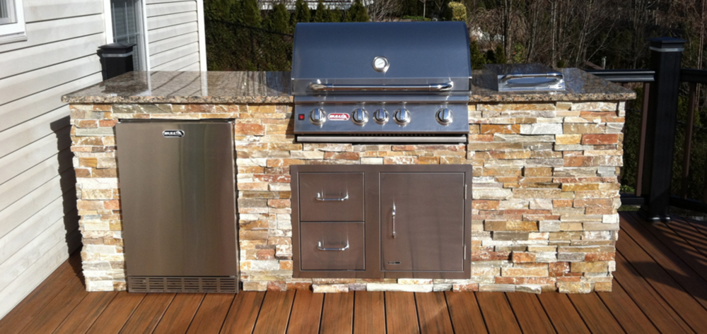 long island outdoor kitchen