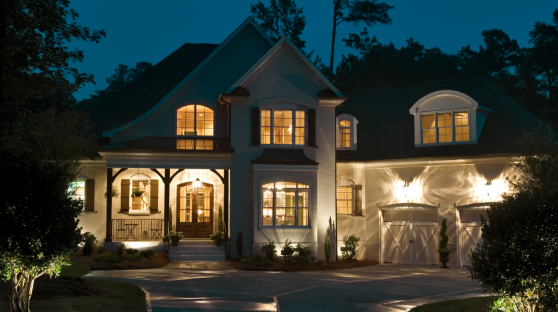 outdoor lighting for your long island driveway and front entrance