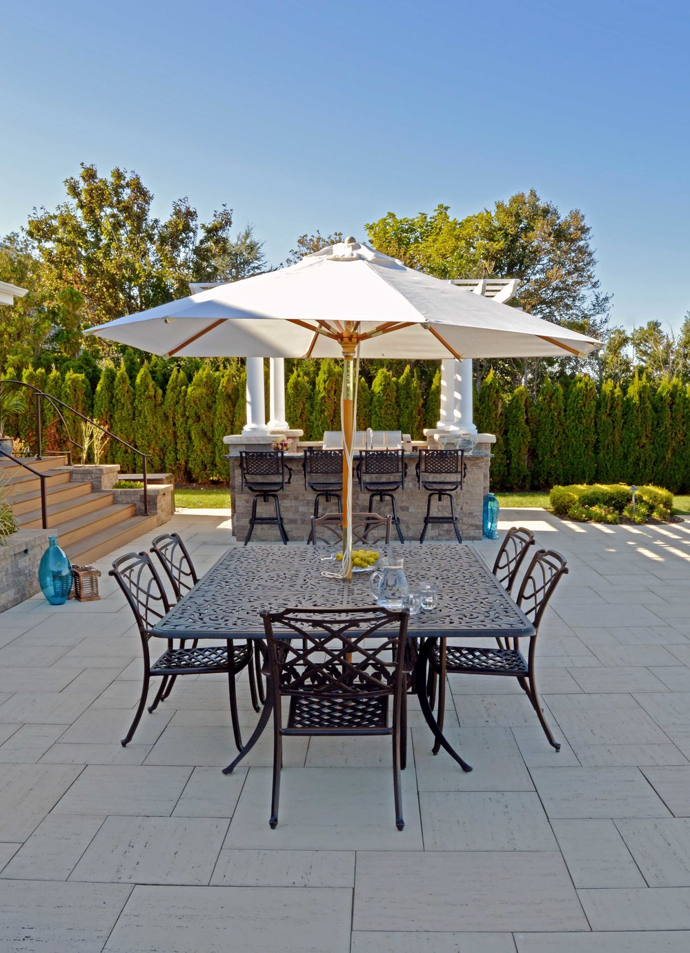 5 Tips for Perfect Patio Size and Placement Massapequa NY