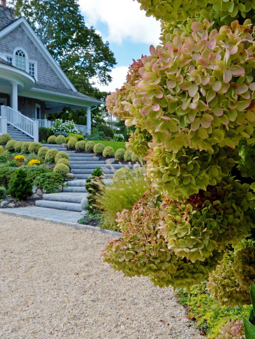 Creating Privacy in Your Hilltop Landscaping — Above All Masonry