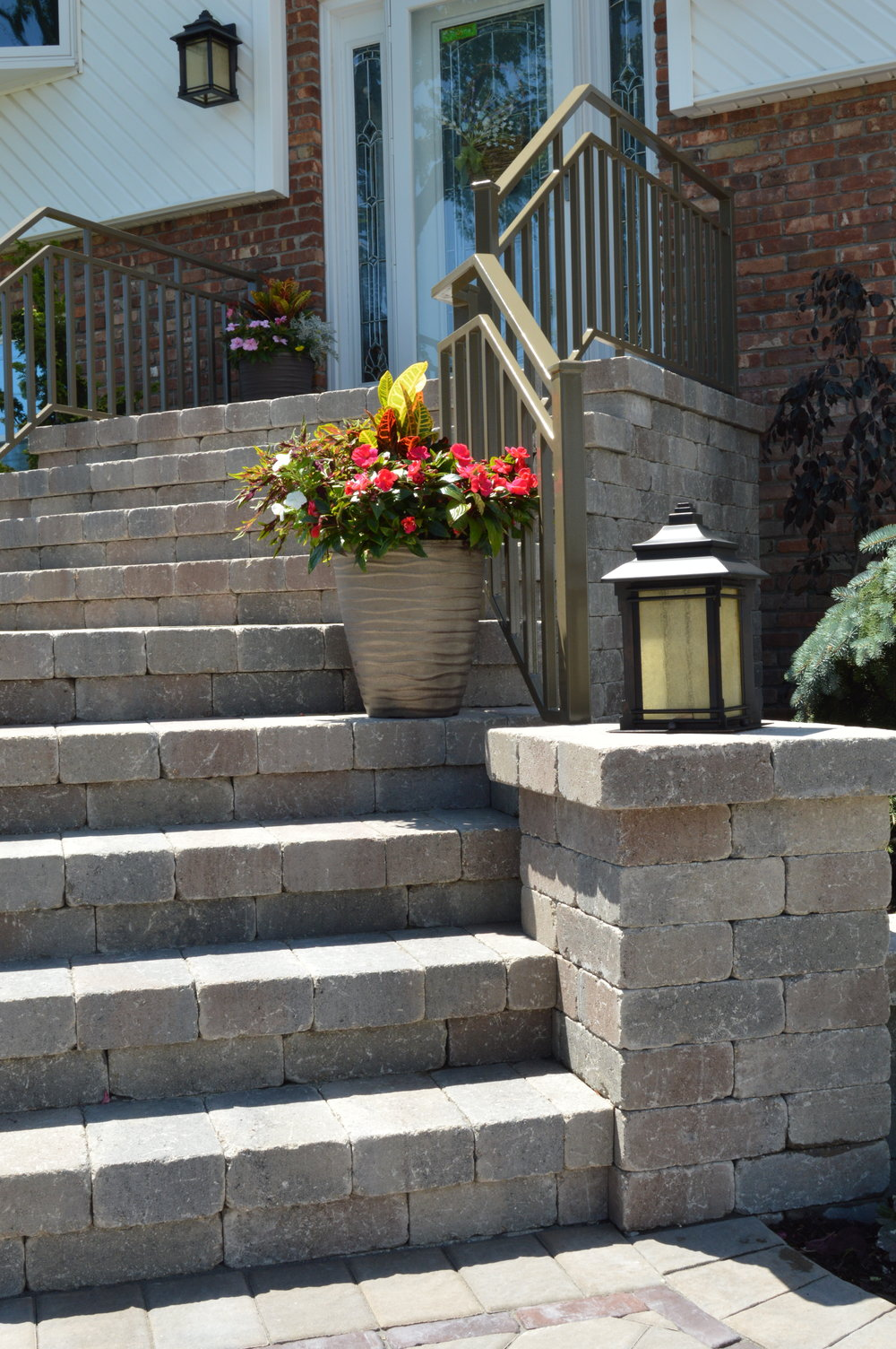 Front Entrances That Make The Right First Impression in the Hauppauge, NY Area