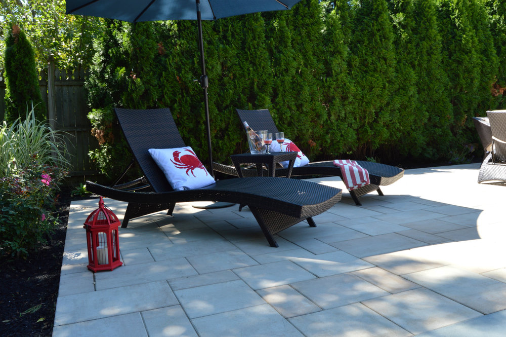 Summertime Preparations for Smithtown, NY Patios