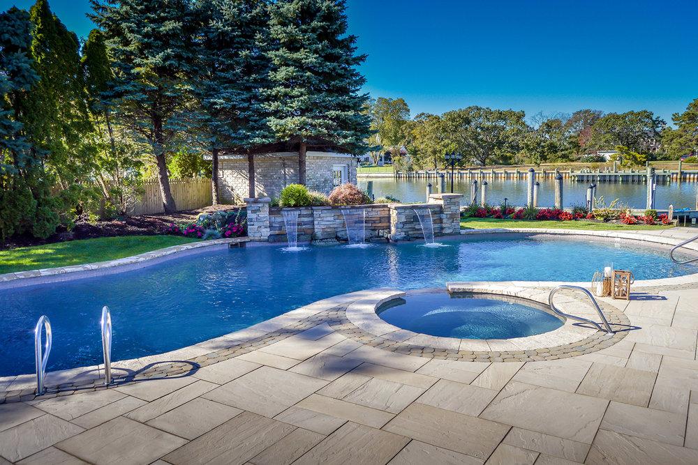 Swimming Pool Design in Long Island, NY