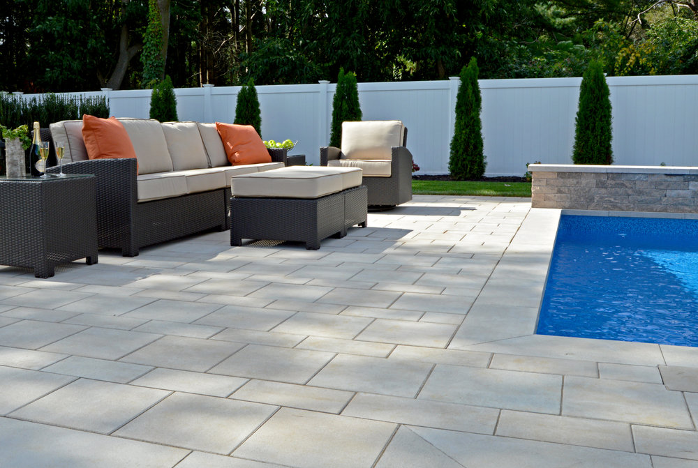 Smithtown, NY patio design