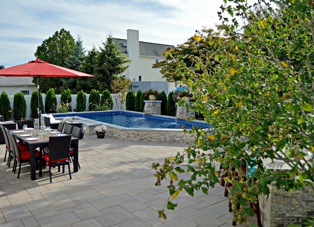 Landscape architecture in Hicksville, NY