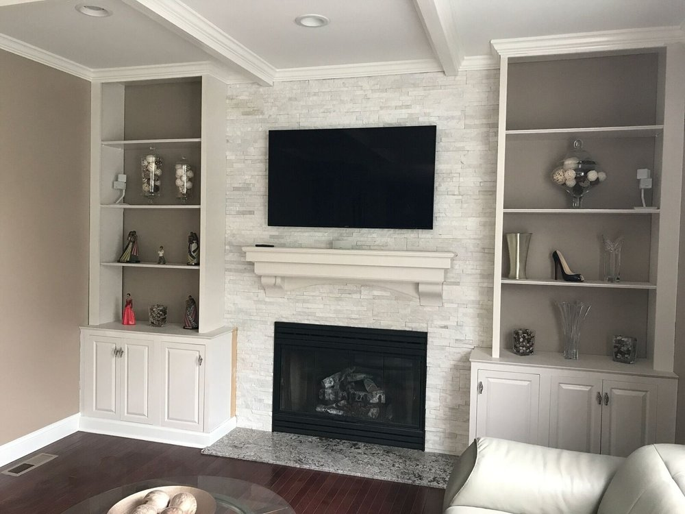 Indoor, Interior Fireplace On Long Island, NY