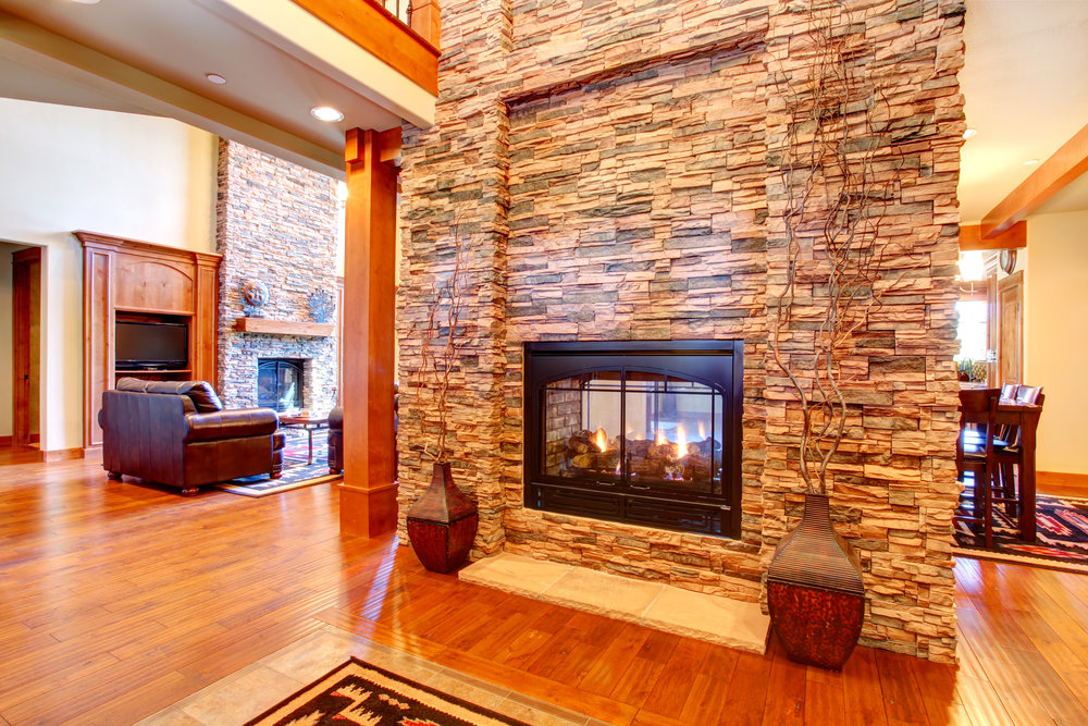 why spring and summer are great times for interior masonry fireplace