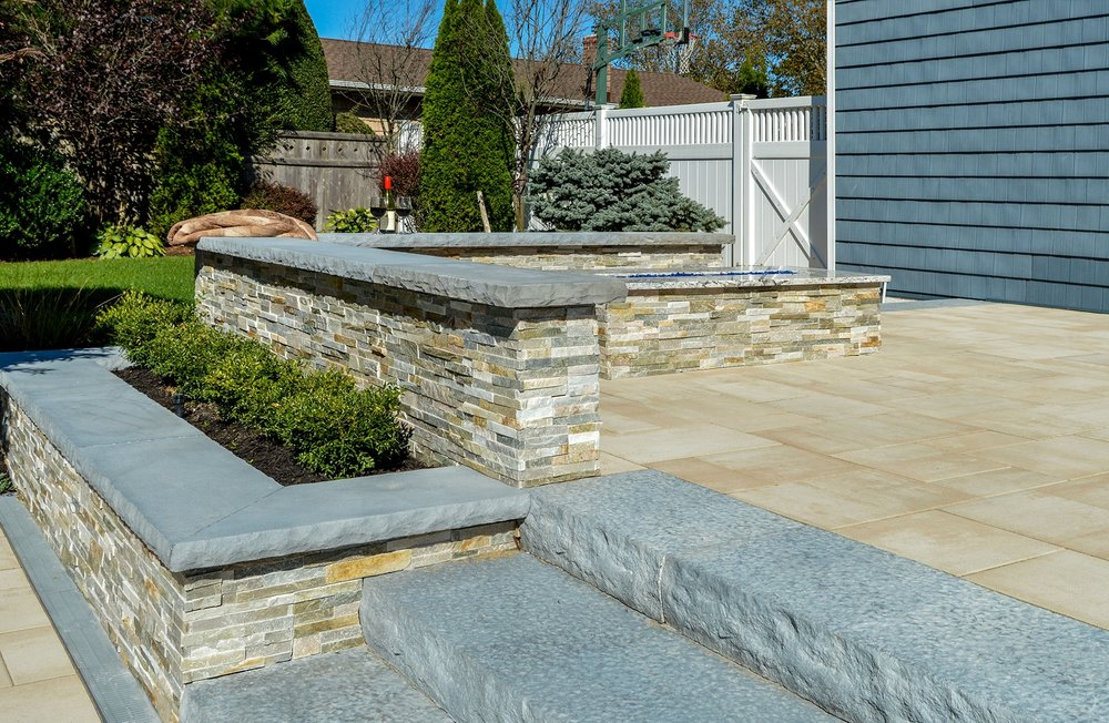 Remodel Your Backyard with Raised Patios in East Commack, NY