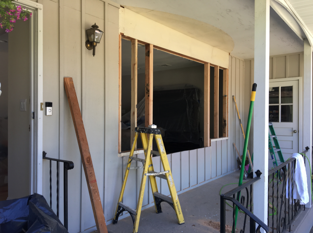 replacing window for porch and steps replacement lake grove, ny