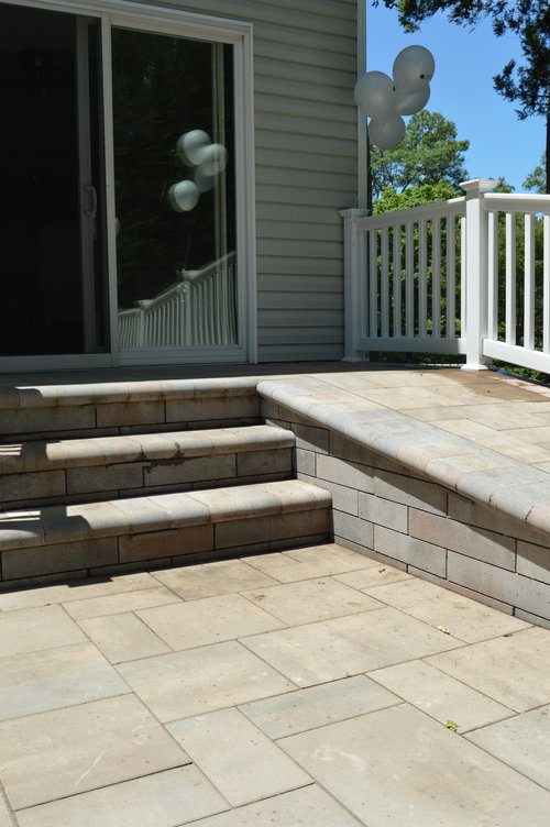 Stunning patios in Glen Cove, NY