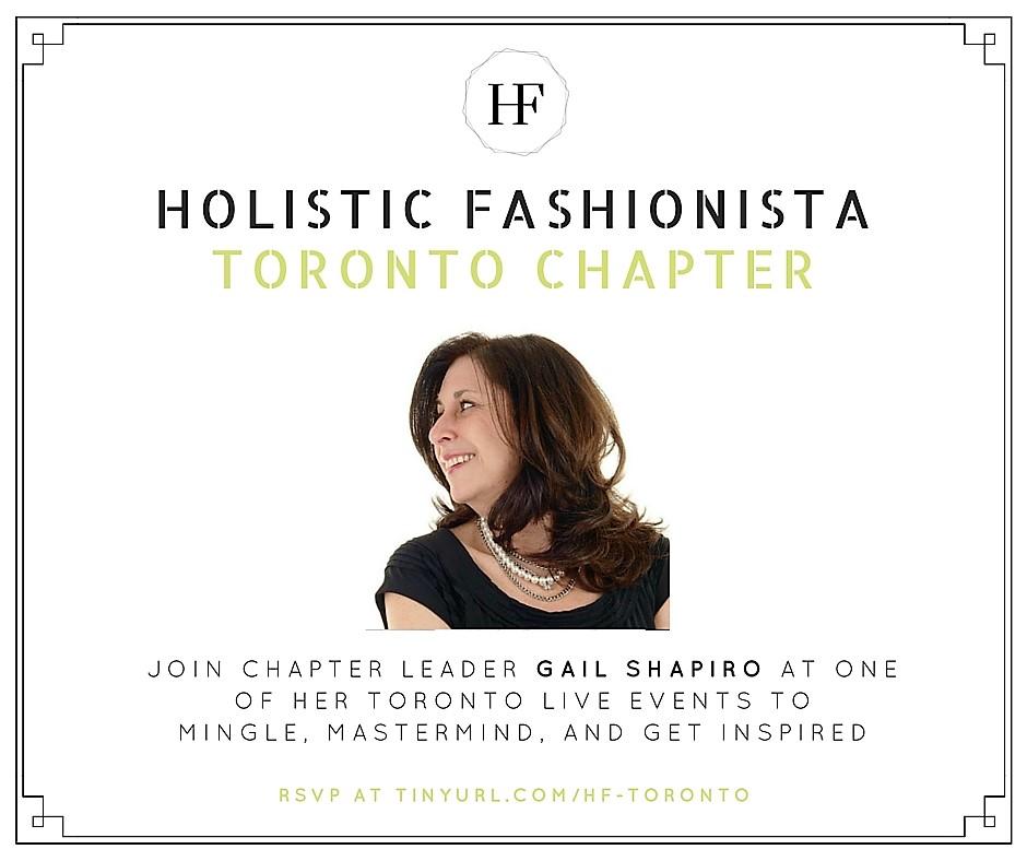 Holistic Fashionista Toronto Chapter