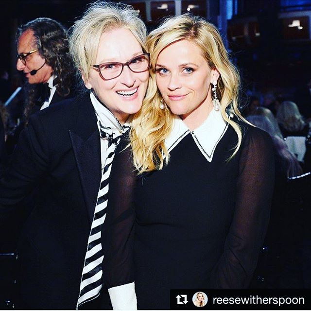 Big little lies just got BIGGER. #Repost @reesewitherspoon with @get_repost ・・・ Beyond thrilled to have the one, the only, Meryl Streep joining the cast of #BLL for season 2. Get ready for more wine, secrets, and #BigLittleLies. Monterey better watch out!!!
