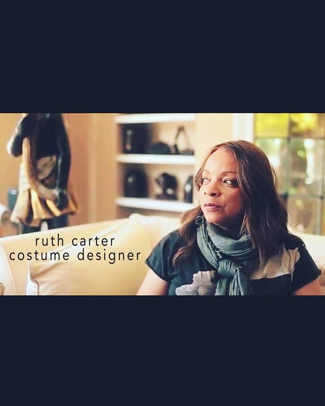 @iamruthecarter chats @officialspikelee @ryancoogler, audience fashion and mental exhaustion as #BlackPanther screens nationwide this weekend.  link in bio.