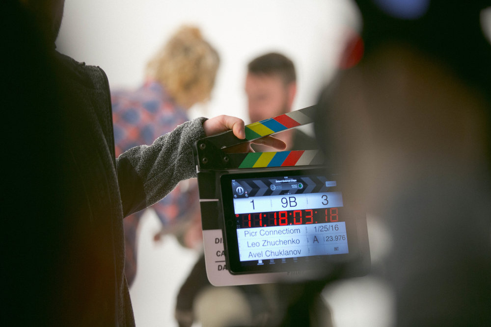 We offer full production services for the day of your shoot. We can supply you with a Director, DP, Production Assistants and more! We will work with the locations to make sure everything runs smoothly.