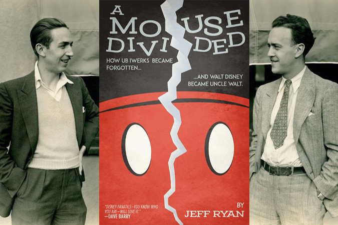 Author Talk A Mouse Divided How Ub Iwerks Became Forgotten And