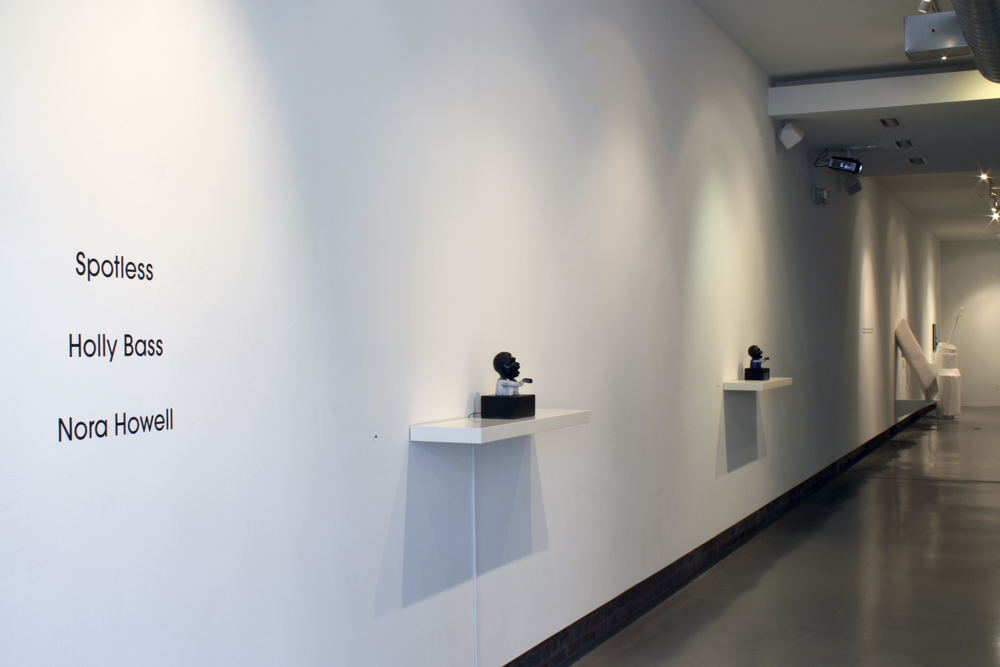 Spotless Installation view