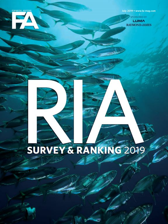 Financial Advisor Names Ferguson Wellman to 2019 RIA Ranking