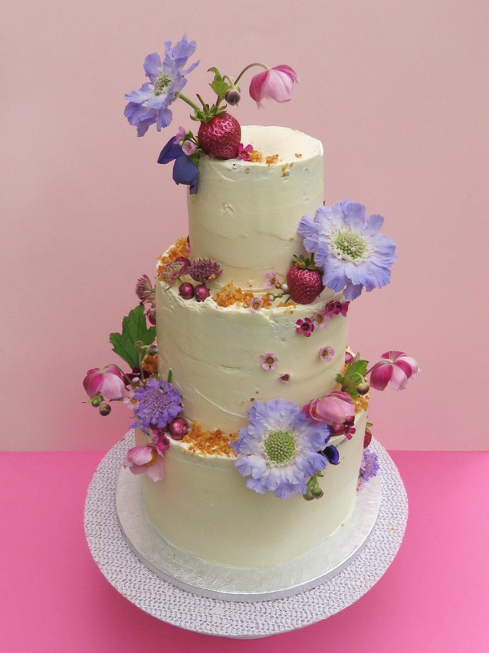 Wedding Cakes — THE GLORIOUS BAKERY