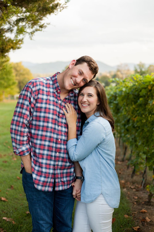 Hannah +Kyle - Afton, Virginia
