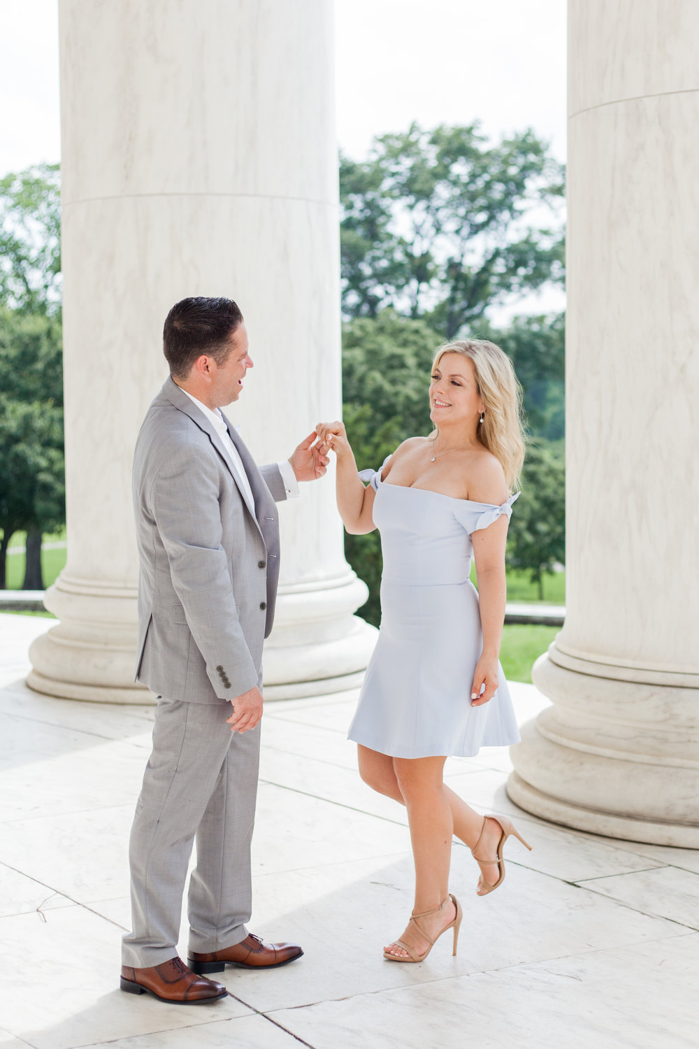 Michelle + Maydel - Washington, D.C.