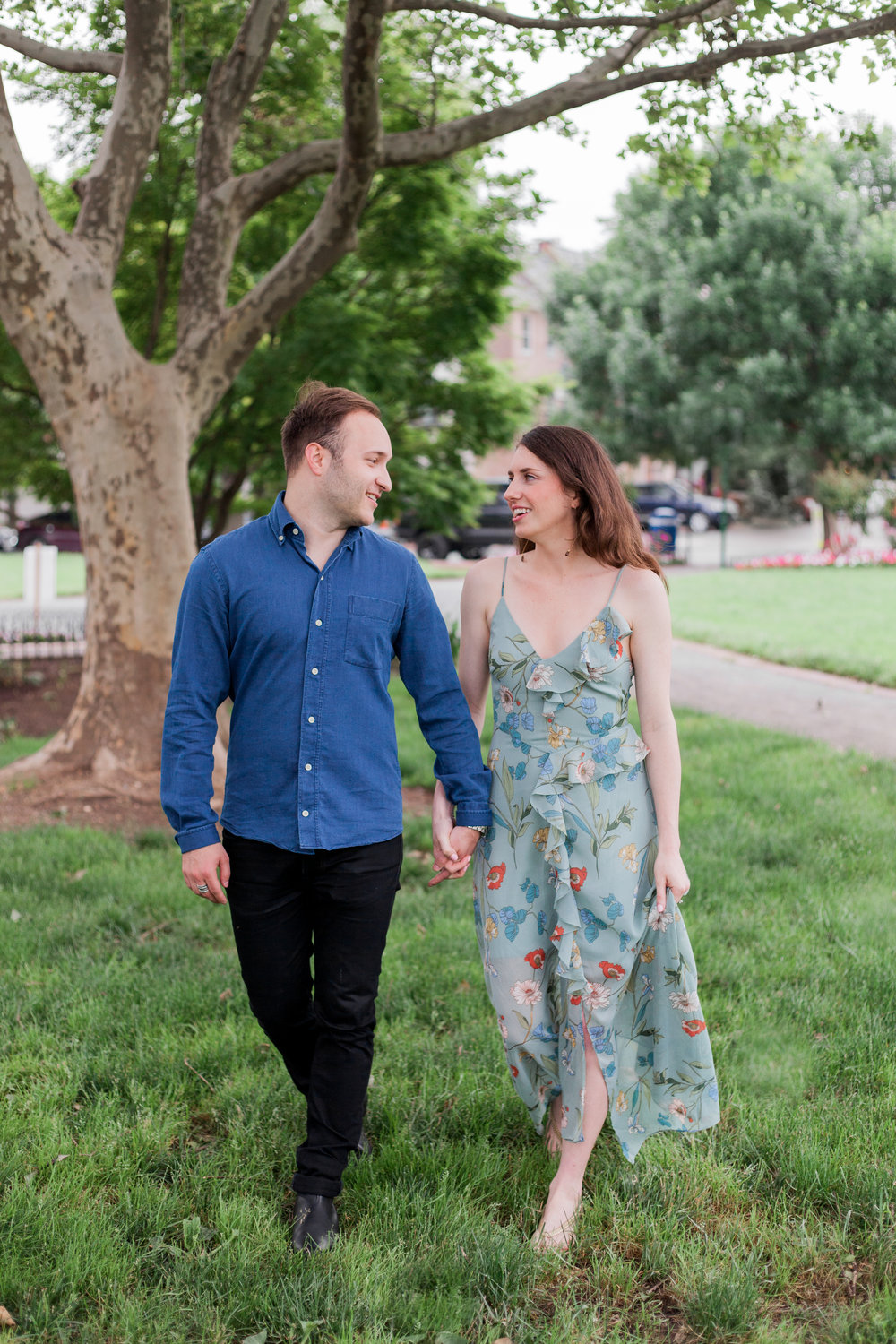 Mattie + Sean - Alexandria, Virginia