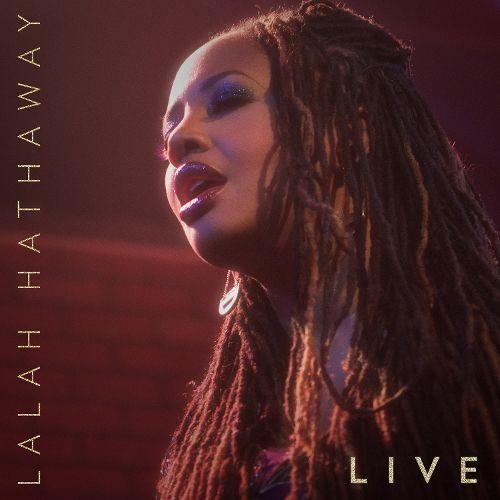 Lalah Hathaway Live Cover