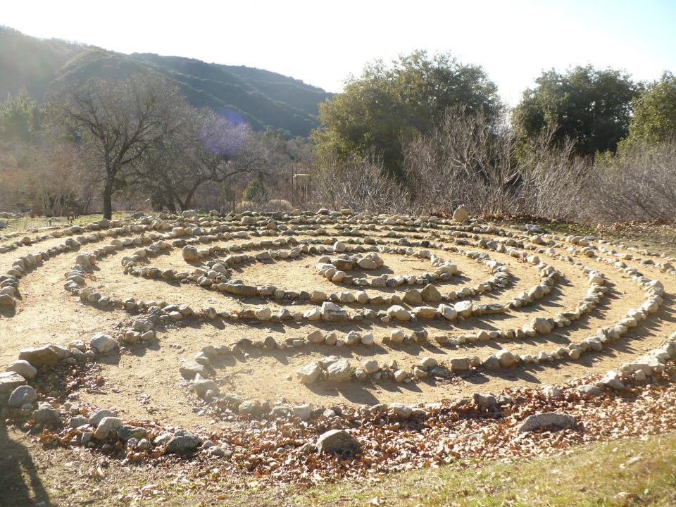 Pilgrim Pines Labyrinth_WOLF School Southern California Outdoor Education.jpg