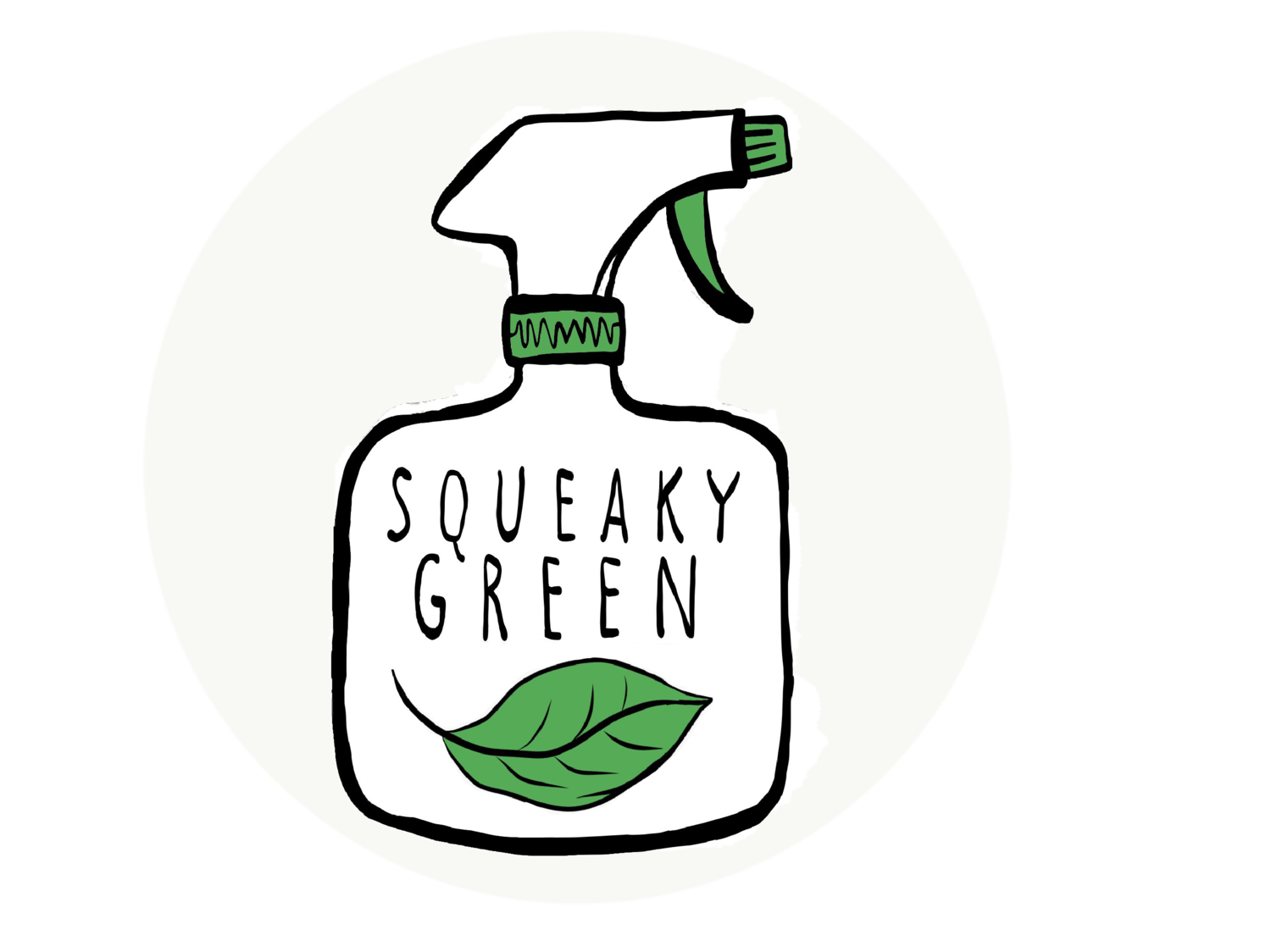 Squeaky Green Cleaning Co.