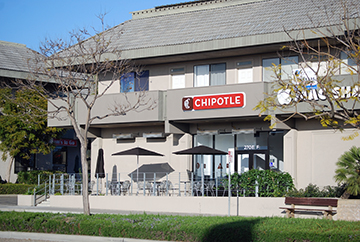 Chipotle Mexican Grill Tenant Improvement