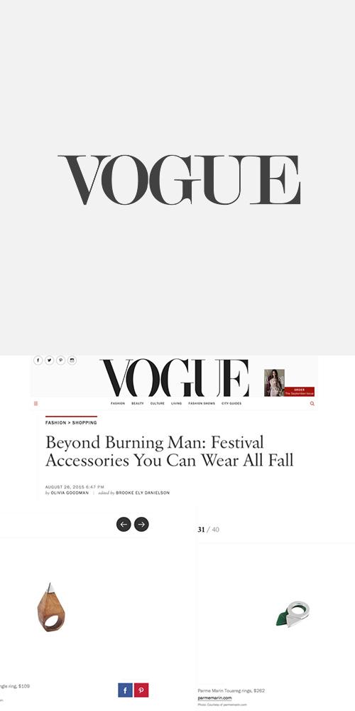 VOGUE.COM - AUGUST 2015