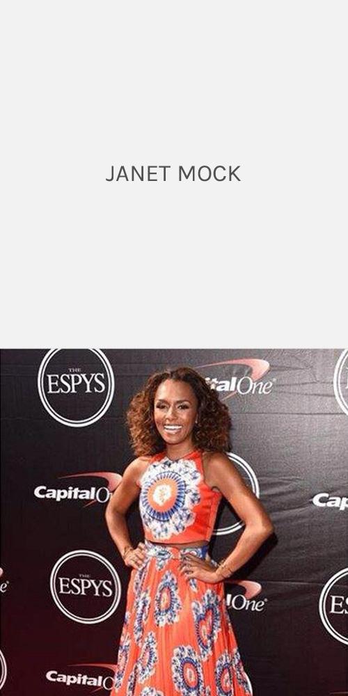 JANET MOCK - 2015