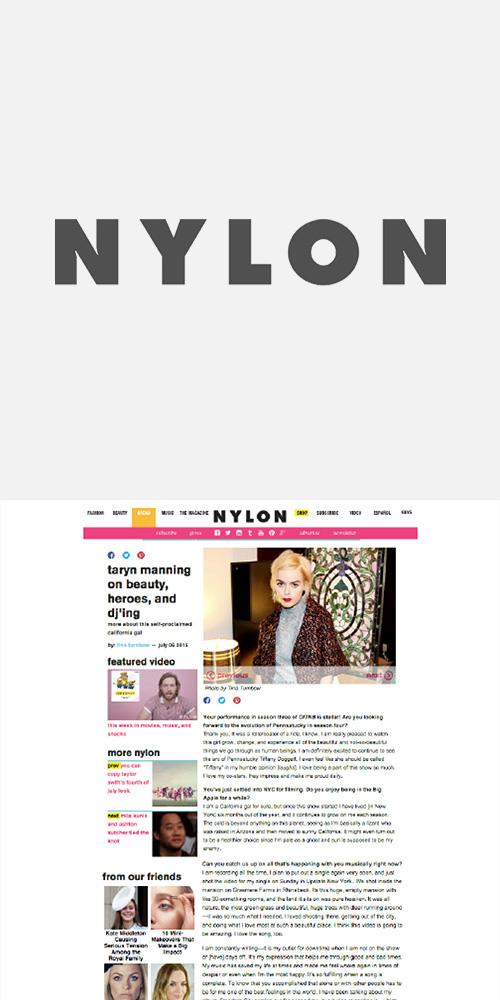 NYLON.COM - JUNE 2015