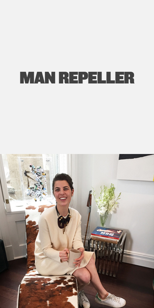 MAN REPELLER.COM - MARCH 2015