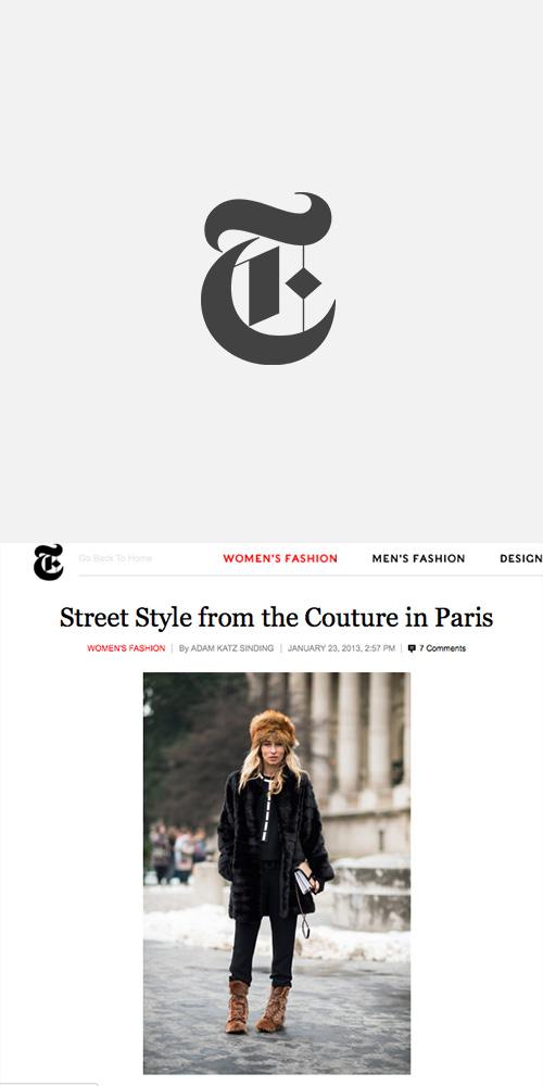 NEW YORK TIMES - ALEXANDRA GOLOVANOFF